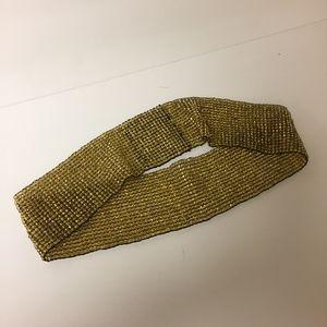 Express Accessories - Express Belt made out of Glass Beads